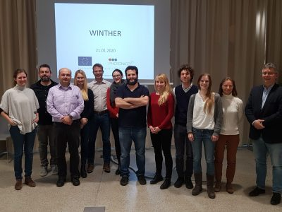 January 21st, 2020: WINTHER Kick-Off Meeting